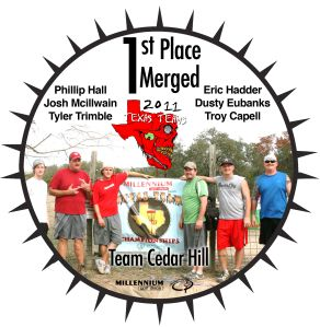 2011 1st Place Merged Team Cedar Hill