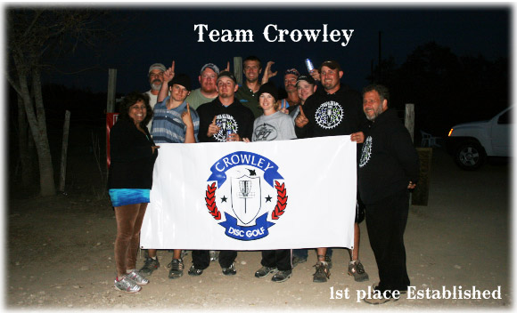 crowley first place